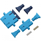 Оптические адаптеры FC, FC-D, SC, ST